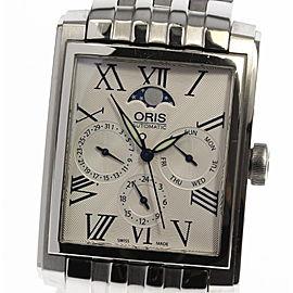 Oris Complication 7658 33mm Mens Watch