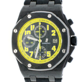 Audemars Piguet Bumblebee Prestige Royal Oak 26176FO.OO.D101CR.02 42mm Mens Watch