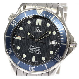 Omega Seamaster 2531.80 41mm Mens Watch