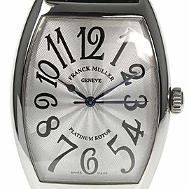 Franck Muller Tonneau Carbex 6850SC 34mm Mens Watch