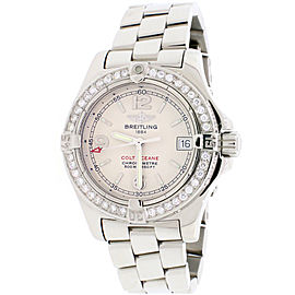 Breitling Colt Oceane A77380 33mm Womens Watch