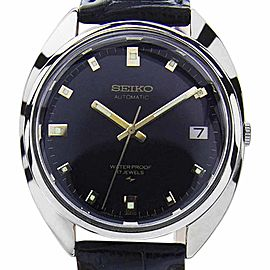 Seiko 6220-8990 Vintage 37mm Mens Watch 1960