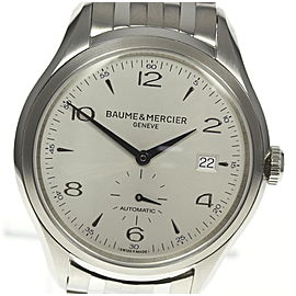 Baume & Mercier Clifton MOA10099 40mm Mens Watch