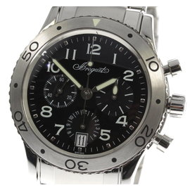 Breguet Trance Atlantique XX 3820ST/H2/SW9 39mm Mens Watch