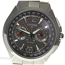 Citizen Satellite Wave Eco Drive H950-S094704 47mm Mens Watch