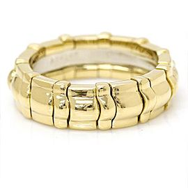 Piaget 18K Yellow Gold Ring Size 7.5