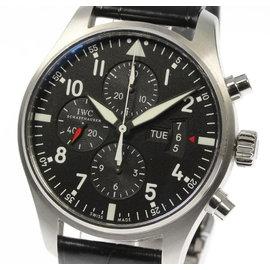 IWC Pilots Chronograph IW377701 43mm Mens Watch