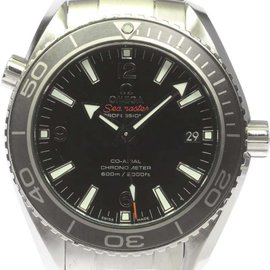 Omega Seamaster Planet Ocean 232.30.42.21.01.001 41mm Mens Watch