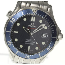 Omega Seamaster 2220.80 41mm Mens Watch
