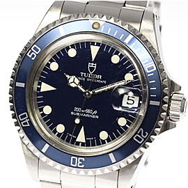 Tudor Submariner 79090 40mm Mens Watch