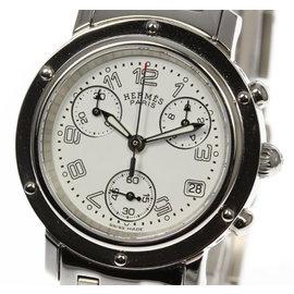 Hermes Clipper CL1.310 31mm Womens Watch