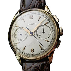 Zenith Vintage 37.5mm Mens Watch