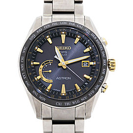 Seiko Astron SBXB087 8X22-0AG0 46mm Mens Watch