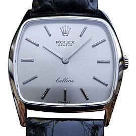 Rolex Cellini 3805 Vintage 31.5mm Mens Watch