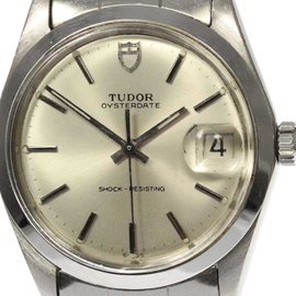 Tudor Oyster Date 90100 34mm Mens Watch