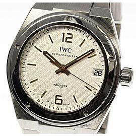 IWC Ingenieur IW451503 34mm Unisex Watch