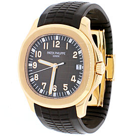 2016 Patek Philippe Aquanaut 40mm 5167R-001 18K Rose Gold Automatic w/Box&Papers