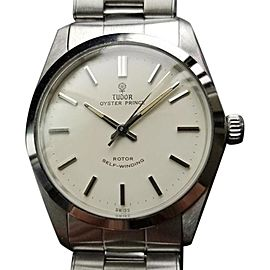 Tudor Oyster Prince 7965 Vintage 34mm Mens Watch
