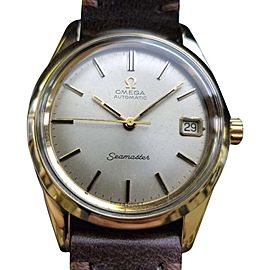 Omega Seamaster Vintage 35mm Mens Watch