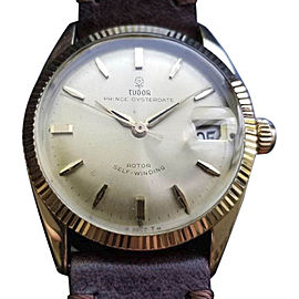 Tudor Prince Oysterdate 7964 Vintage 34mm Mens Watch