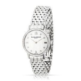 Baume & Mercier 65524 24mm Womens Watch