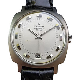 Zenith 28800 Vintage 36mm Mens Watch