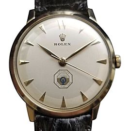 Rolex Precision Vintage 33mm Mens Watch