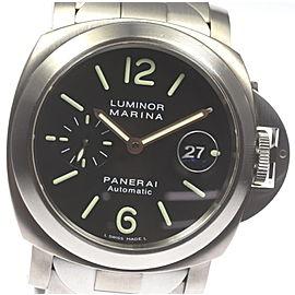Panerai Luminor Marina PAM00221 43mm Mens Watch