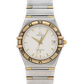 Omega Constellation 1312.30 33mm Mens Watch