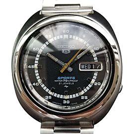 Seiko 5 Sports 5 Vintage 39mm Mens Watch
