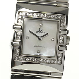 Omega Constellation 1528.76 19mm Womens Watch