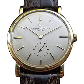 Vacheron Constantin Classic 4667 Vintage 32mm Mens Watch