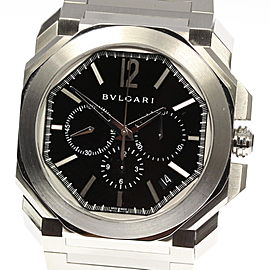 Bulgari Octo Velocissimo BGO41SCH 40mm Mens Watch