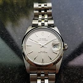 Tudor Prince Oysterdate 74000N Mens 35mm Watch