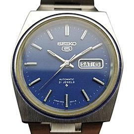 Seiko 5 Sports Vintage 37mm Mens Watch