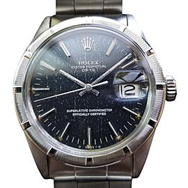 Rolex Oysterdate 1501 Vintage 35mm Mens Watch