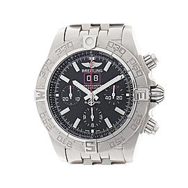 Breitling Chronomat Blackbird A44360 44mm Mens Watch