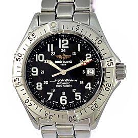 Breitling SuperOcean A17340 45.02mm Mens Watch