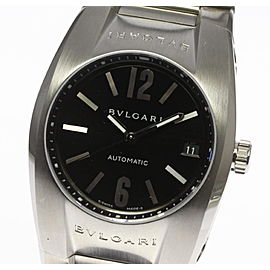 Bulgari Ergon LCV35S 35mm Mens Watch