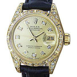 Rolex 6917 Vintage 26mm Womens Watch