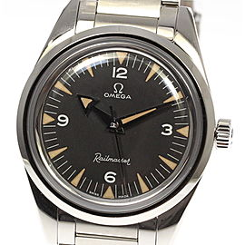 Omega Seamaster 220.10.38.20.01.002 38mm Mens Watch