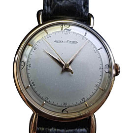 Jaeger LeCoultre Dress Vintage 35mm Mens Watch