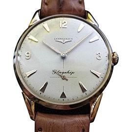 Longines Flagship Vintage 36mm Mens Watch