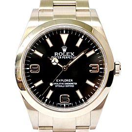 Rolex Explorer 1 214270 34mm Mens Watch