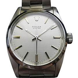 Rolex Oyster 6426 Vintage 34mm Mens Watch