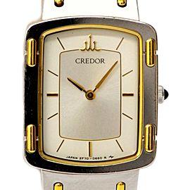 Seiko Credor 2F70-5600 16mm Womens Watch
