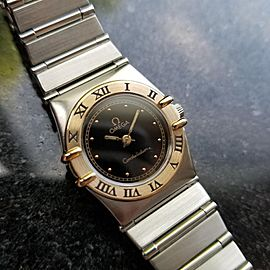 Omega Constellation 24mm Womens Watch