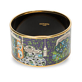 Hermes Vintage Wide Bangle