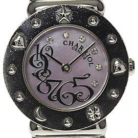 Philippe Charriol St. Tropez 028/2 24.5mm Womens Watch