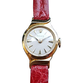 Rolex 9632 Vintage 17mm Womens Watch